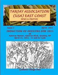 Tanjay Association (USA) East Coast: Issue-2, April 2015