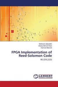 FPGA Implementation of Reed-Solomon Code