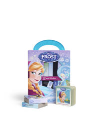 Disney Frost : Mitt första bibliotek 12 sagoböcker om Anna, Elsa och alla