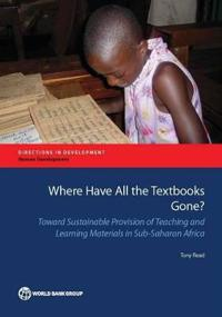 Where Have All the Textbooks Gone?