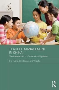 Teacher Management in China