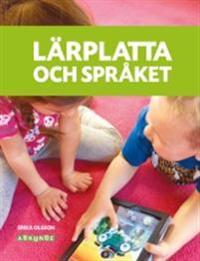 Lärplatta och språket