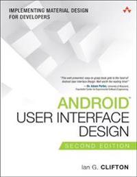 Android User Interface Design