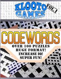 Klooto Games Codewords: Volume I
