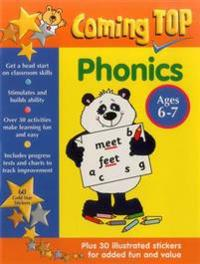Coming Top: Phonics - Ages 6-7