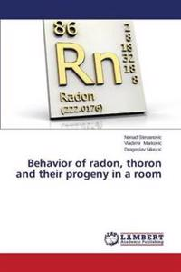 Behavior of Radon, Thoron and Their Progeny in a Room