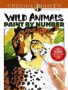 Wild Animals Paint by Number