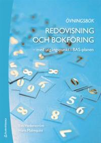 Redovisning och bokföring : övningsbok med lösningar