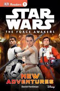Star Wars: The Force Awakens: New Adventures