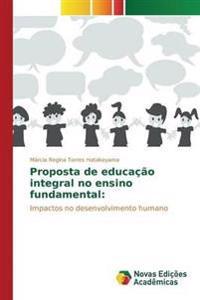 Proposta de Educacao Integral No Ensino Fundamental