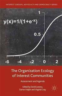 The Organization Ecology of Interest Communities