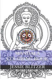 Mandala Coloring Book: Meditation Healing Mandala Coloring Book for Adults