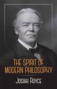 The Spirit of Modern Philosophy
