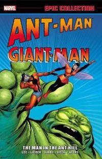 Epic Collection Ant-Man Giant-Man 1