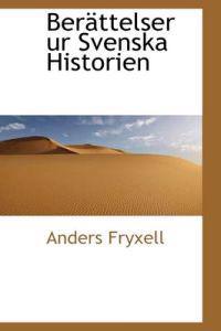 Berattelser Ur Svenska Historien