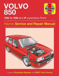 Volvo 850 Service and Repair Manual