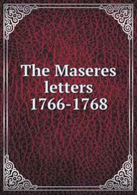 The Maseres Letters 1766-1768