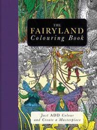 Fairyland Colouring Book