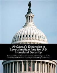 Al-Qaeda's Expansion in Egypt: Implications for U.S. Homeland Security
