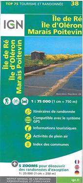 Île de Ré, Île d´Oléron, Marais Poitevin