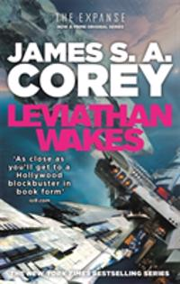 Leviathan wakes - book 1 of the expanse (now a major tv series on netflix)