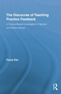 The Discourse of Teaching Practice Feedback