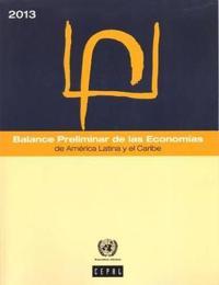 Balance Preliminar de las Economias de America Latina y el Caribe 2013