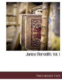 Janice Meredith, Vol. 1