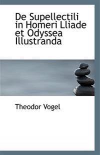 de Supellectili in Homeri Lliade Et Odyssea Illustranda