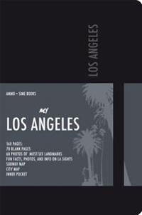 Los Angeles Visual Notebook: Black Night