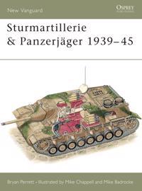 Sturmartillerie & Panzerjager 1939-1945