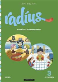 Radius 3 - Hanne Hafnor Dahl, Hanne Marken Dalby, May-Else Nohr | Ridgeroadrun.org
