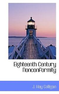 Eighteenth Century Nonconformity