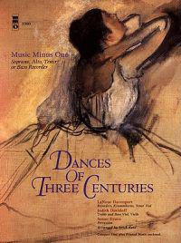 Dances of Three Centuries: Recorder Play-Along Pack