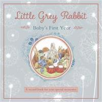 Little Grey Rabbit - Baby's First Year