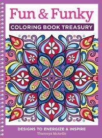 Fun & Funky Adult Coloring Book