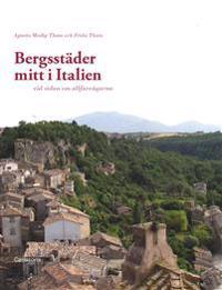 Bergsstäder mitt i Italien : vid sidan om allfarvägarna