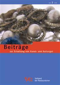 Vdr-Beitrage Zur Erhaltung Von Kunst- Und Kulturgut: Heft 2/2008