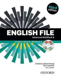 English File: Advanced: Multipack B with iTutor and iChecker