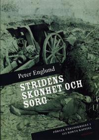 Stridens skönhet och sorg : Första världskriget i 212 korta kapitel / Peter Englund