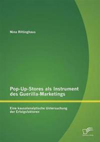 Pop-Up-Stores ALS Instrument Des Guerilla-Marketings