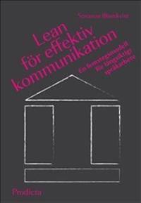 Lean för effektiv kommunikation, en femstegsmodell för långsiktigt språkarb