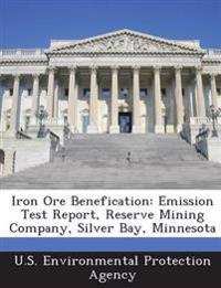 Iron Ore Benefication
