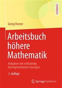 Arbeitsbuch H�here Mathematik
