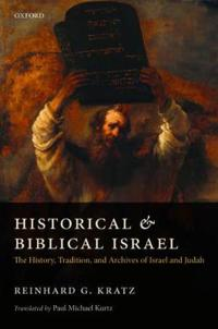 Historical and Biblical Israel