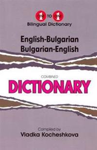English-BulgarianBulgarian-English One-to-One Dictionary