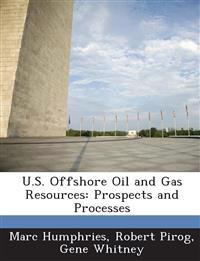 U.S. Offshore Oil and Gas Resources