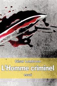 L'Homme Criminel