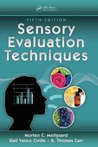 Sensory Evaluation Techniques