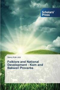 Folklore and National Development